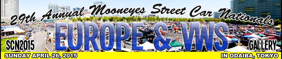 29th Annual Mooneyes Street Car Nationals® Gallery – European Cars