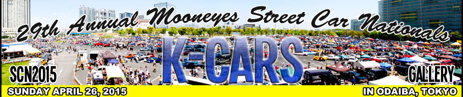 29th Annual Mooneyes Street Car Nationals® Gallery – K-Cars