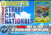 27th Annual MOONEYES Street Car Nationals®