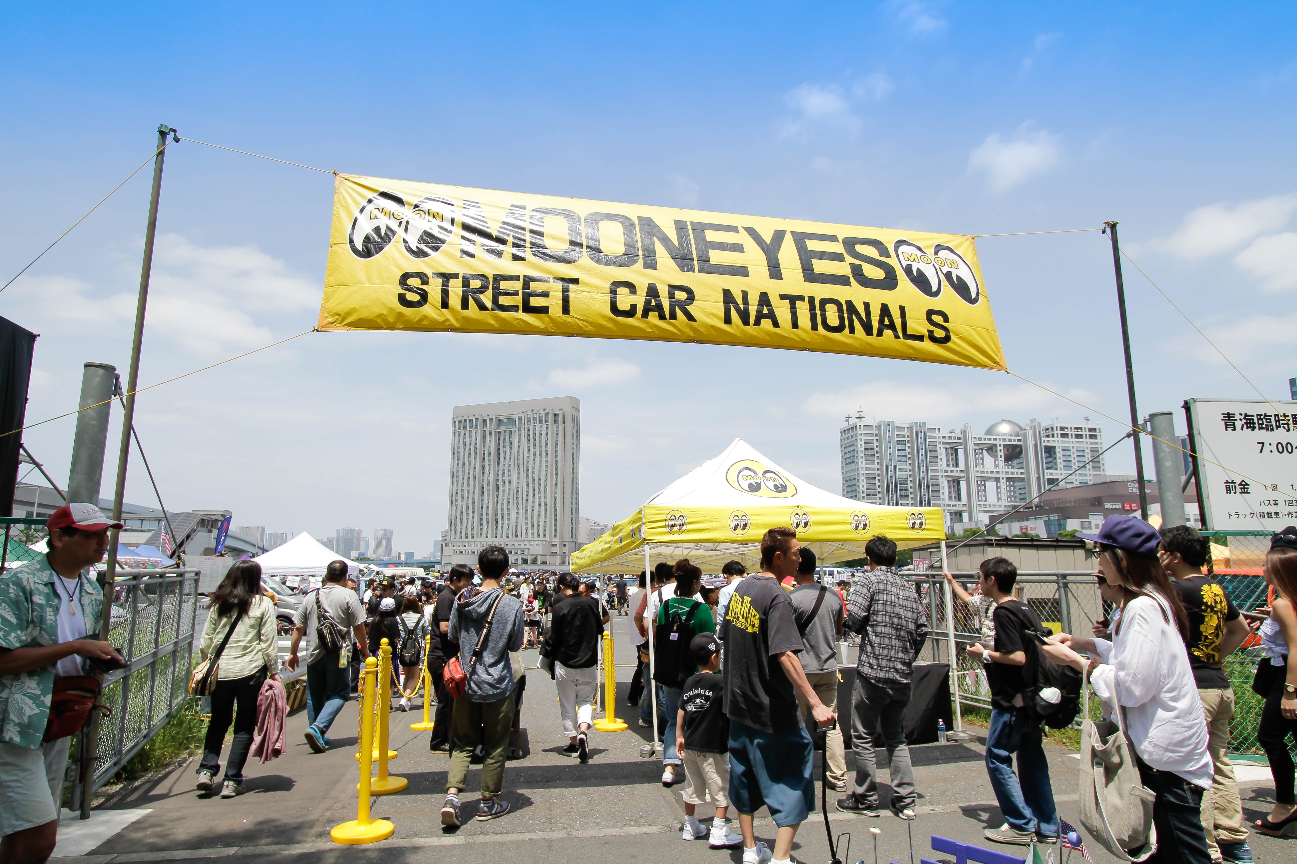 MOONEYES Street Car Nationals® 2017